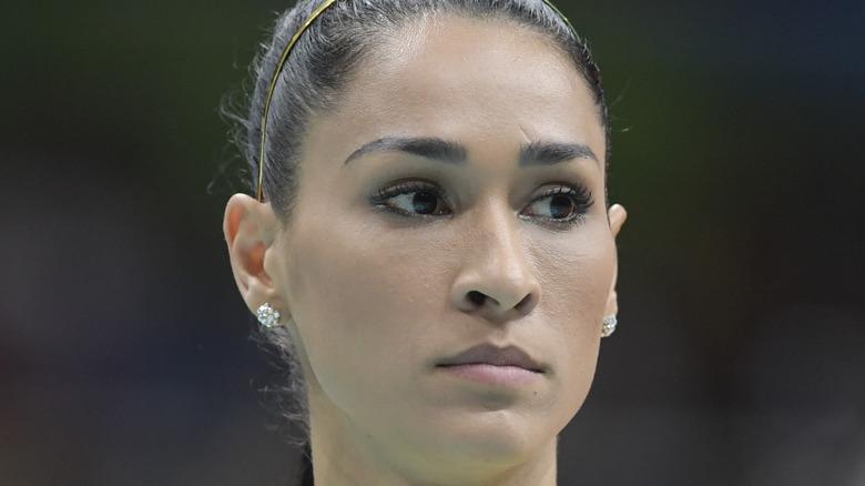 Jaqueline Carvalho stirrer på siden