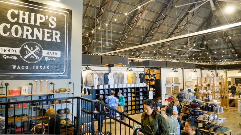 Magnolia Market butikk og varer