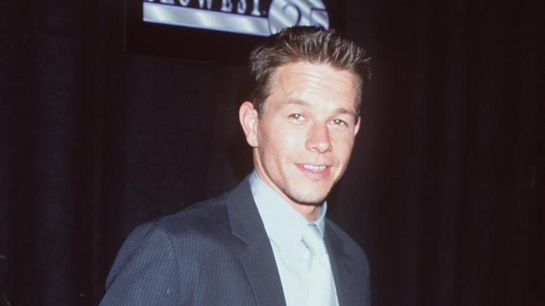 Mark Wahlberg i dress på slutten av 1990-tallet.