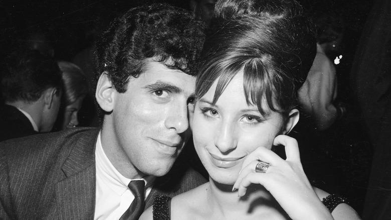 Elliott Gould og Barbra Streisand