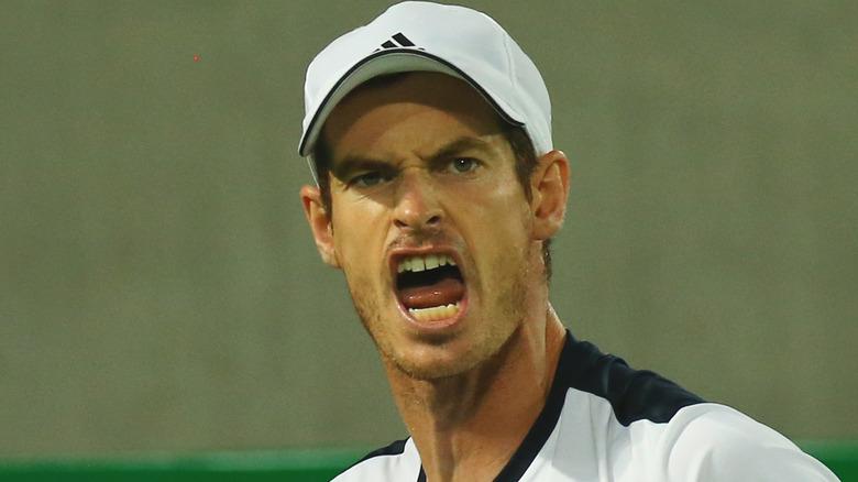 Roper Andy Murray