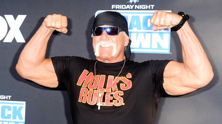 Hulk Hogan på SmackDown
