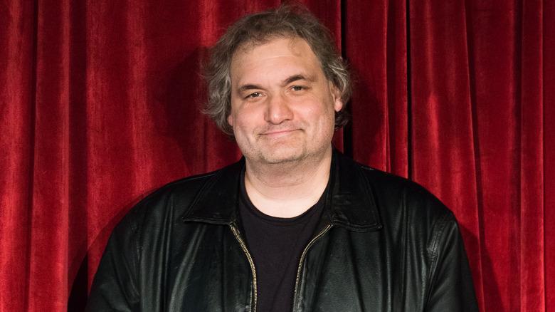 Artie Lange, 2017-bilde, smilende