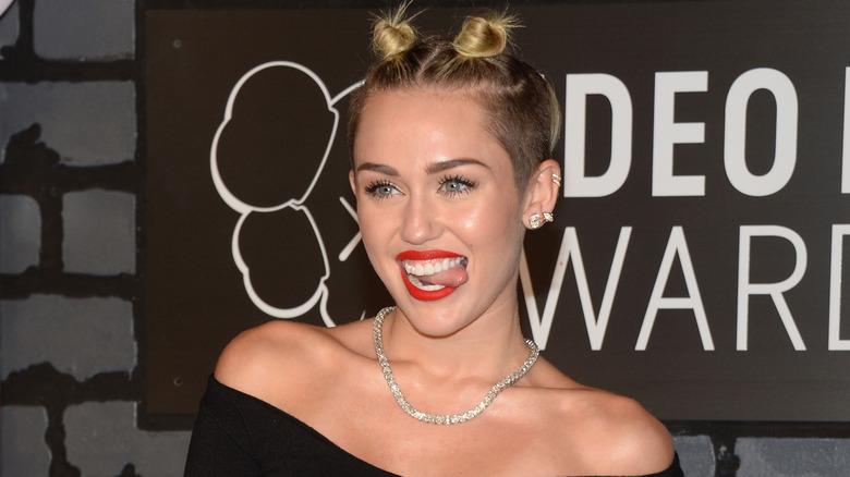 Milet Cyrus på MTV VMA