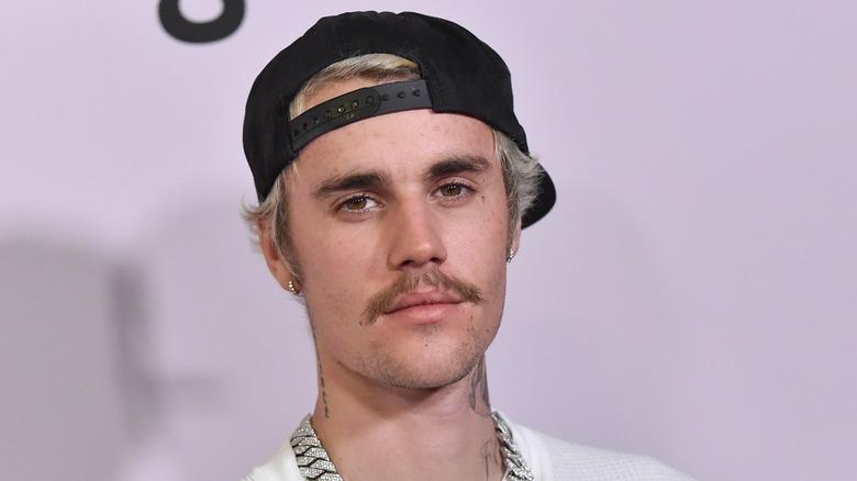 Justin Bieber på en premiere