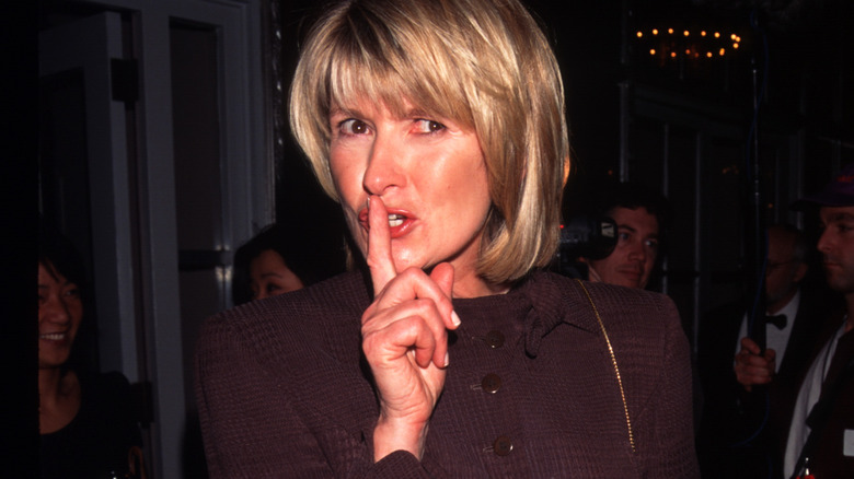 Martha Stewart gyser
