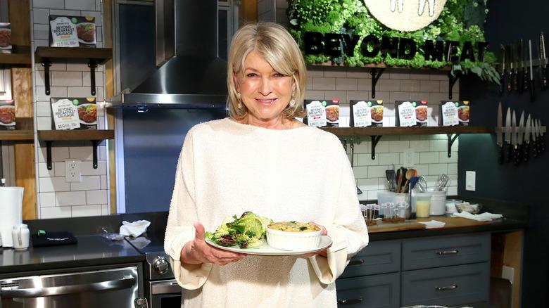 Martha Stewart lager mat