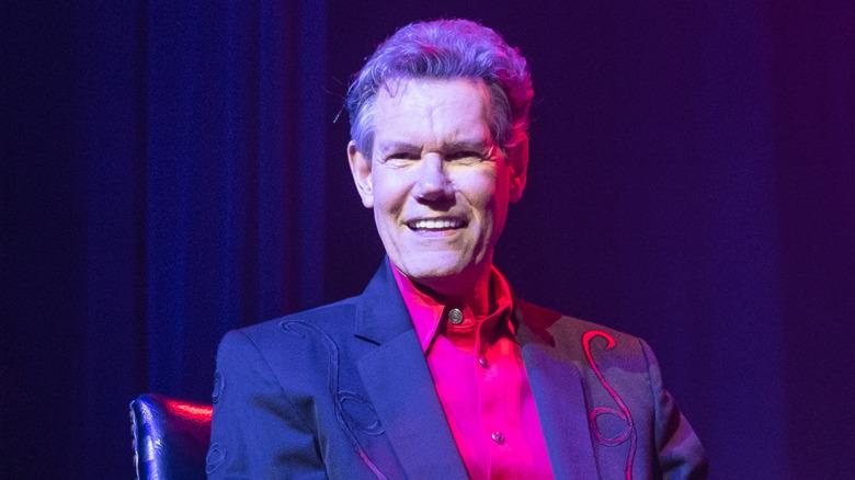 Randy Travis smiler