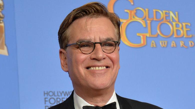 Aaron Sorkin på Golden Globes