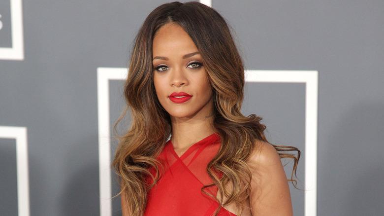 Rihanna, Grammys, 2013