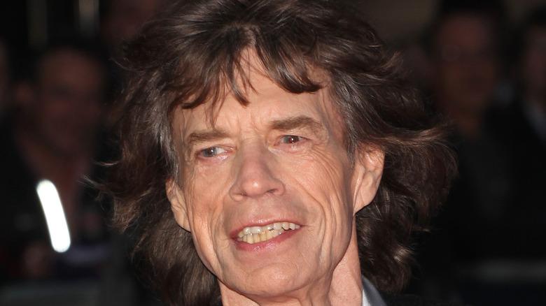 Mick Jagger rundt og rundt