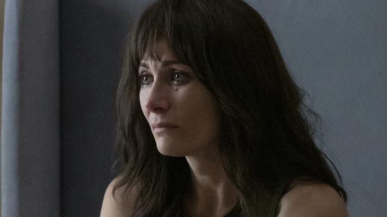 Laura Benanti gråter