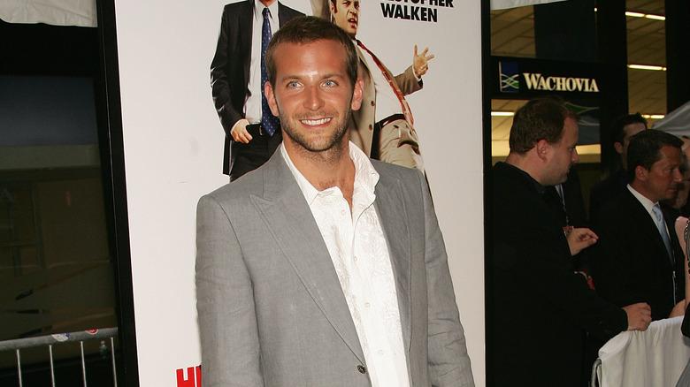 Bradley Cooper på 'Wedding Crashers' røde løperen