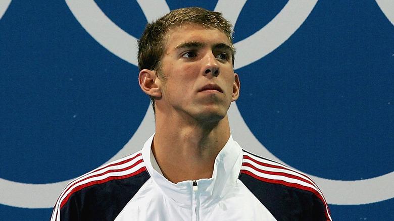 Michael Phelps i Athen