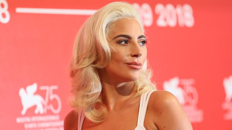 Lady Gaga på filmfestival