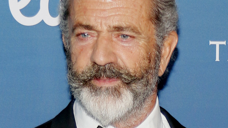 Mel Gibson på rød løper