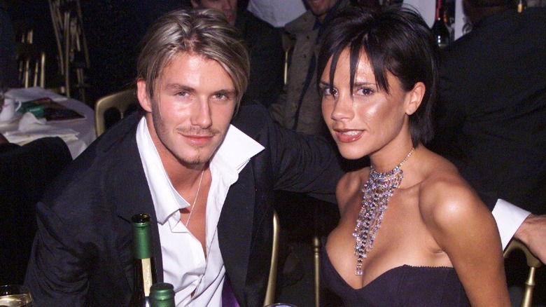 David Beckham og Victoria Beckham