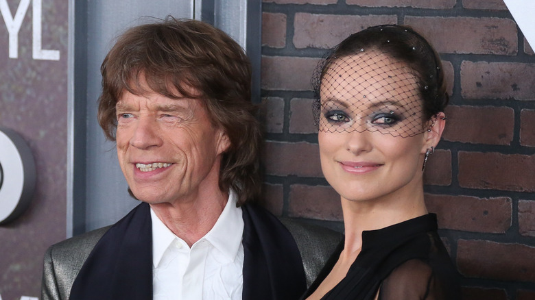 Mick Jagger, Olivia Wilde