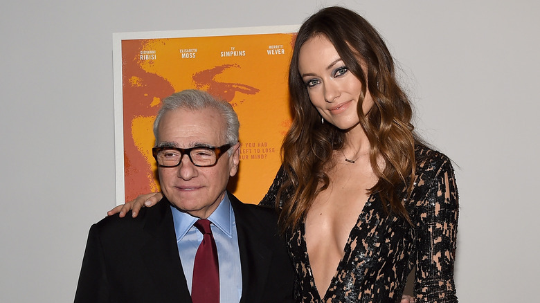 Martin Scorsese, Olivia Wilde