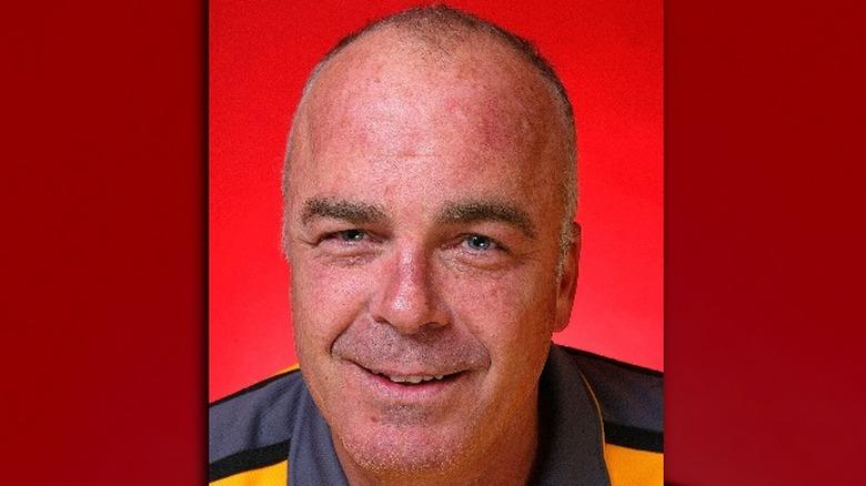 Jerry Doyle smiler
