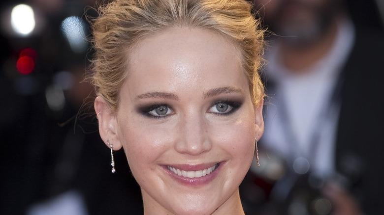 Jennifer Lawrence smiler
