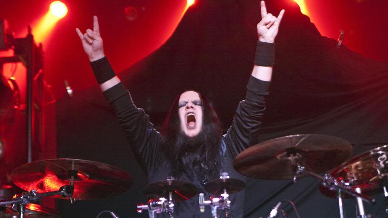 Joey Jordison trommer