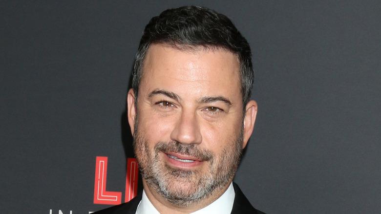 Jimmy Kimmel smiler