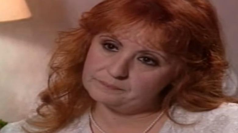 Doreen Lioy under intervjuet