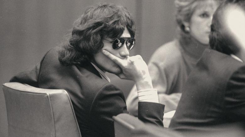 Richard Ramirez i retten