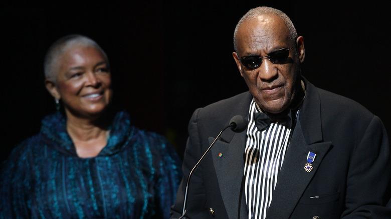 Bill Cosby og Camille i 2009