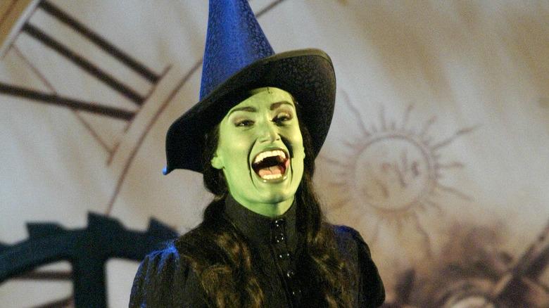 "Idina Menzel i ""Wicked"""