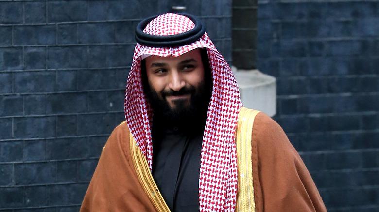 Kronprins av Saudi-Arabia, Mohammed bin Salman