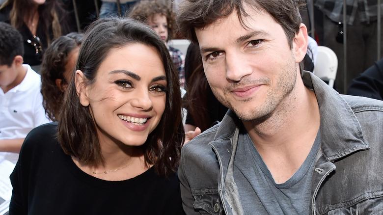 Mila Kunis og Ashton Kutcher