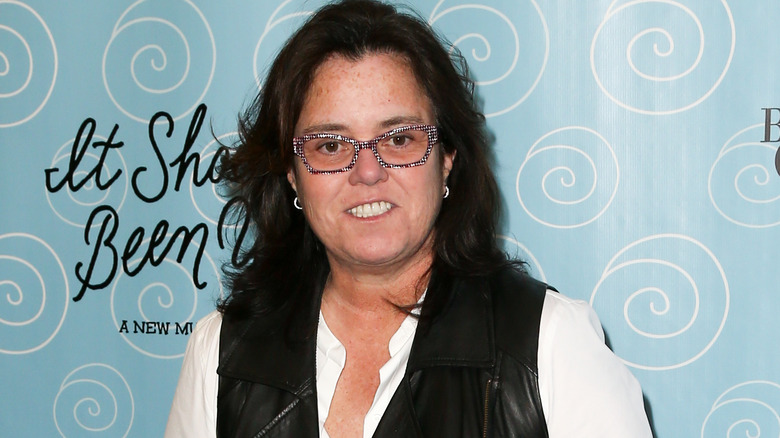 Rosie O'Donnell poserer