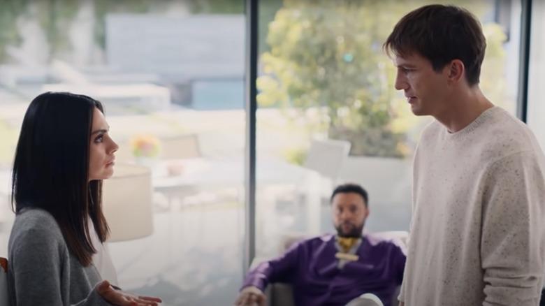 Mila Kunis, Asthon Kutcher i Cheetos-reklame