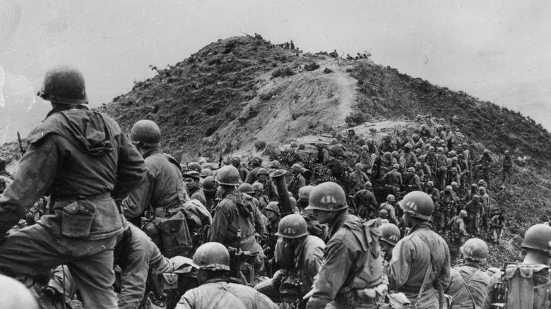 Amerikanske soldater i Korea