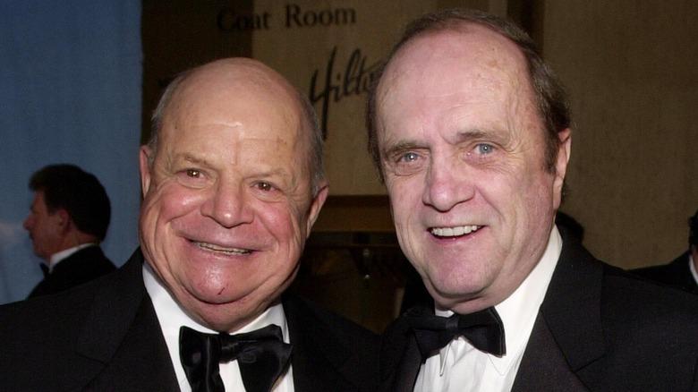 Bob Newhart og Don Rickles