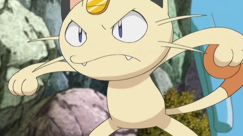"""Meowth i """"Pokemon"""" -anime"""