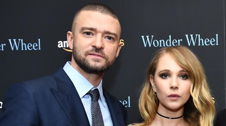 Justin Timberlake, Juno Temple