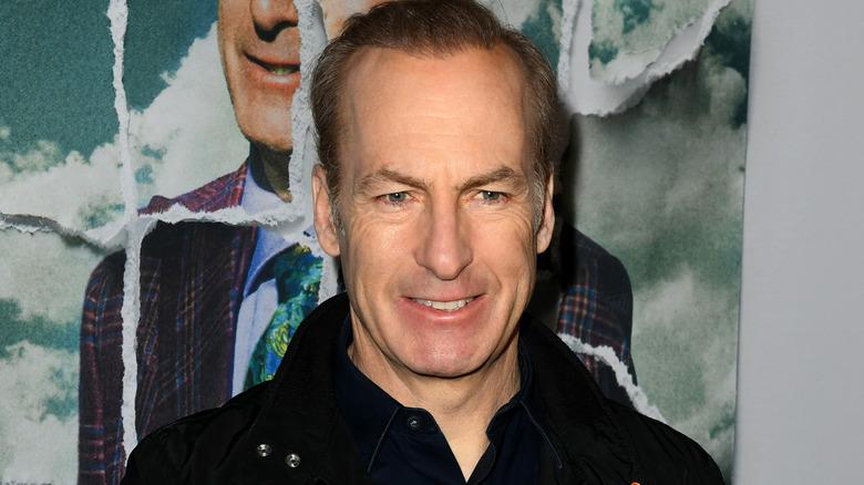 Bob Odenkirk på premieren til 'Better Call Saul' sesong 5
