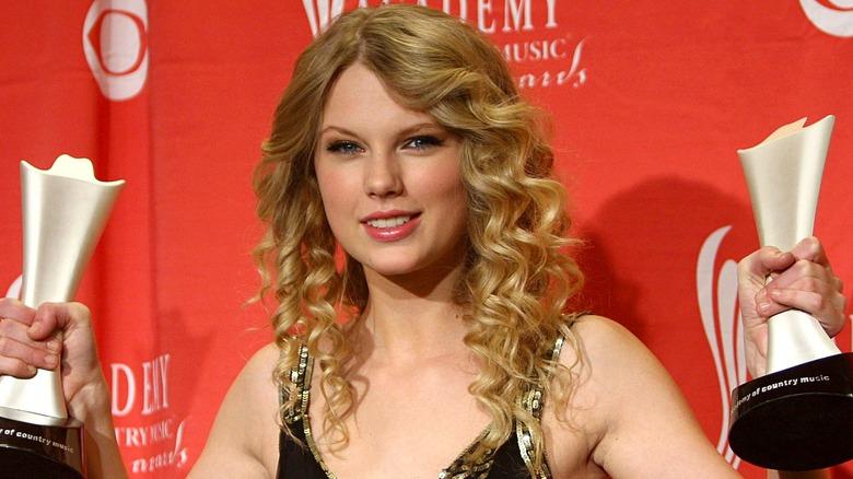 Taylor Swift har to priser