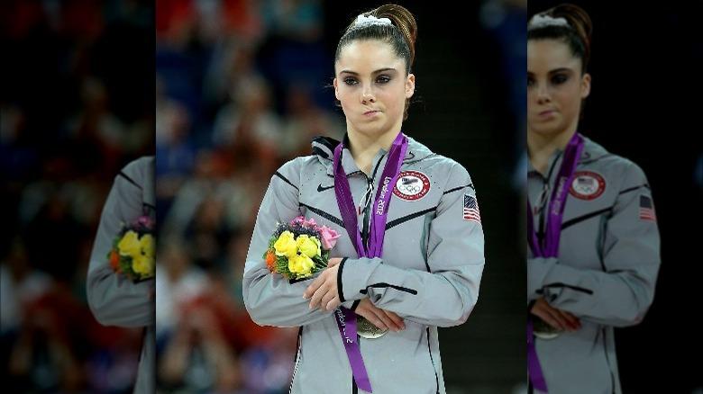 McKayla Maroney under OL i 2012