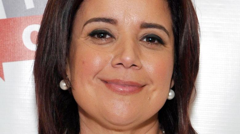 Ana Navarro smiler