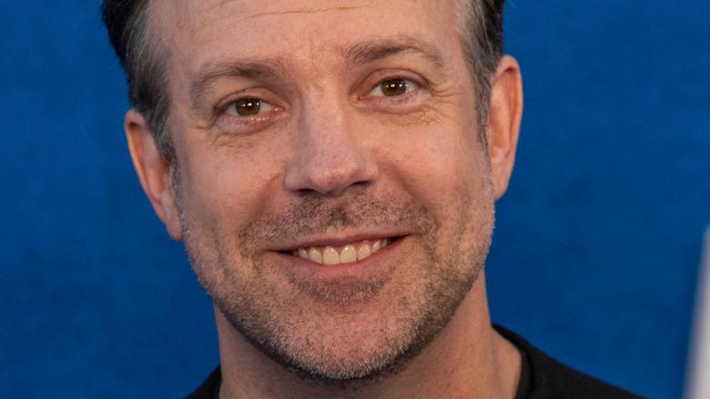 Jason Sudeikis smiler