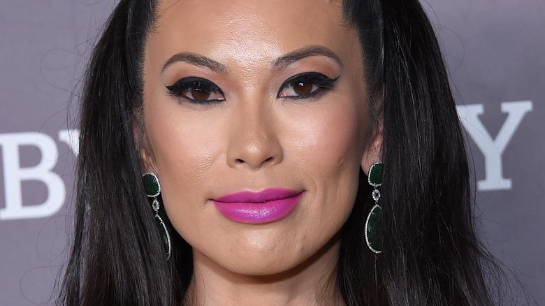 Christine Chiu, poserer