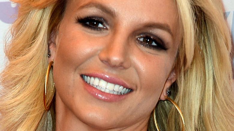 Britney Spears rette tenner