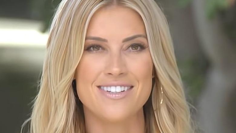 Christina Haack vises på TV