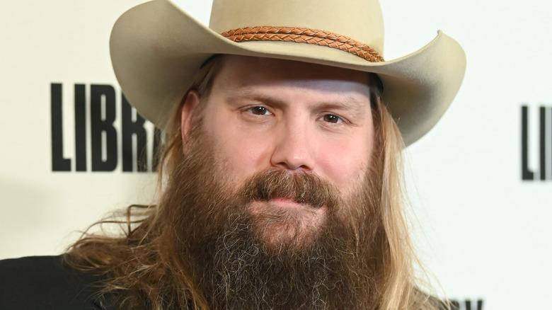 Chris Stapleton, iført cowboyhatt, foto fra 2020