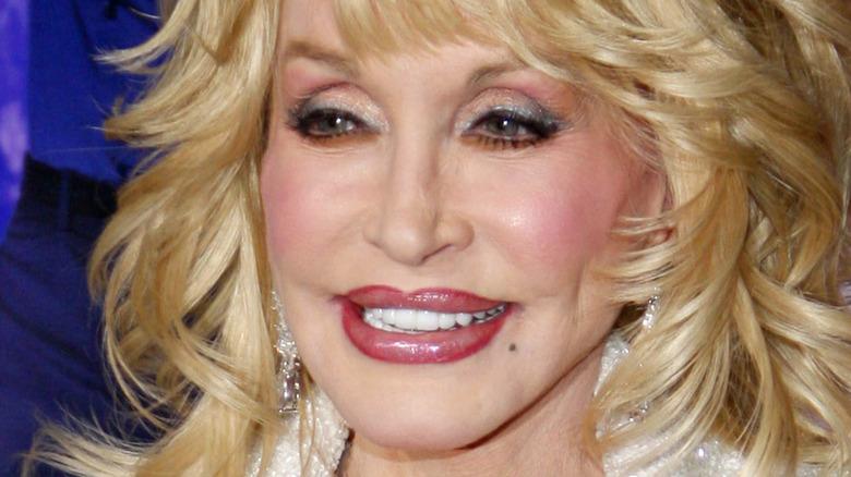 Dolly Parton på rød løper