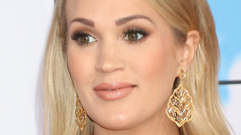 Carrie Underwood smiler
